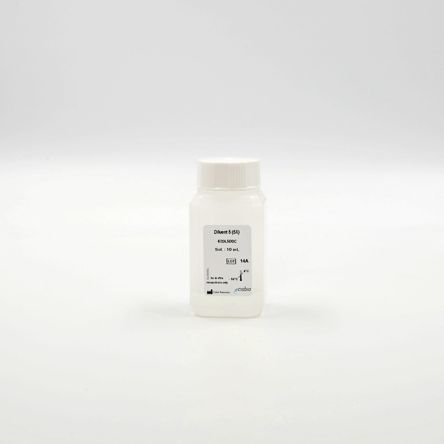 Photography of Diluent 5 (5X)