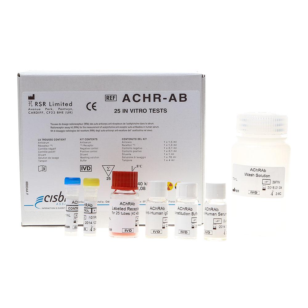 Kit RIA ACHR-AB