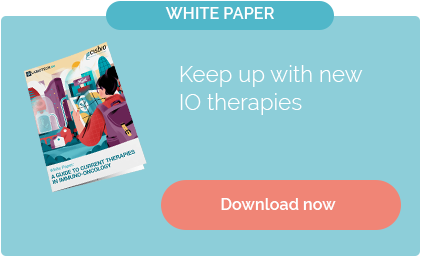 White paper: Keep up with new IO therapies